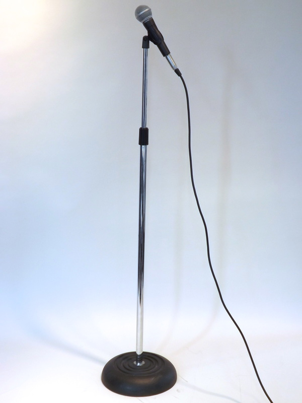 Microphone Stands Barkode Props Inc